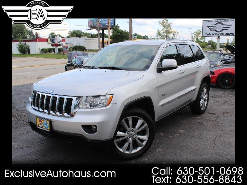 2011 Jeep Grand Cherokee Laredo 70th Anniversary Sport AWD