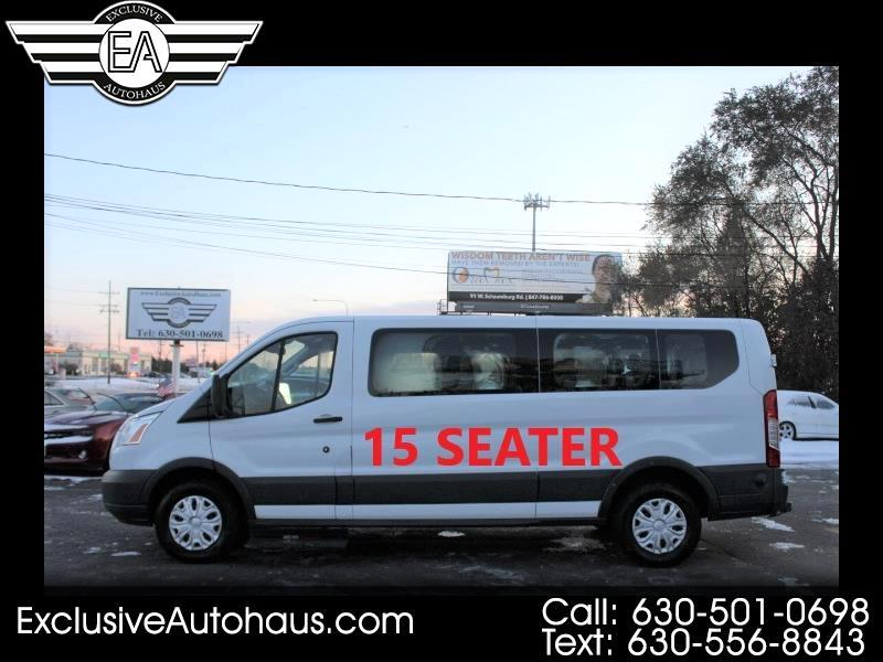 2015 Ford Transit 15 SEATER 350 WAGON LOW ROOF XLT 60/40 PASS 148-IN