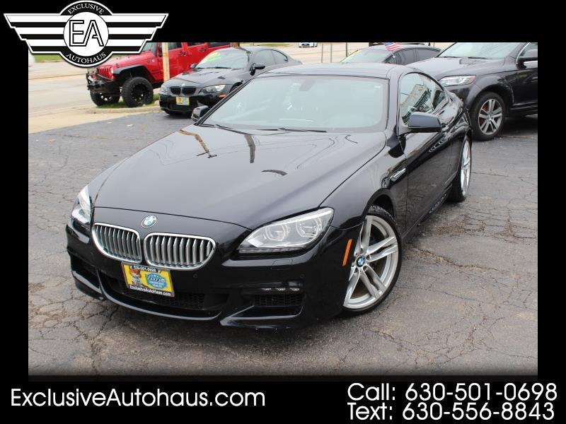 BMW 6-Series 650xi Coupe 2014