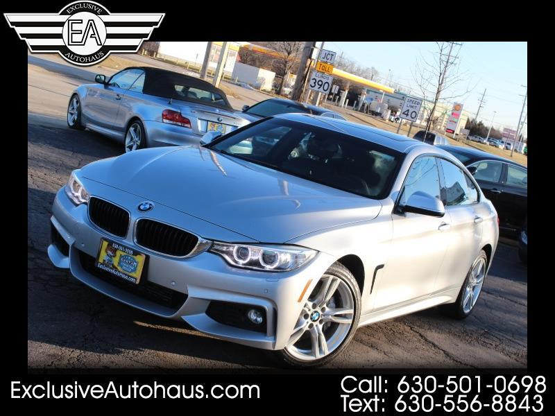 BMW 4-Series Gran Coupe  2016