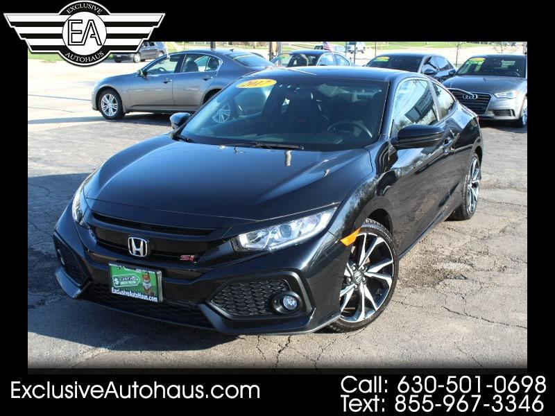 Honda Civic Si Coupe 6-Speed MT 2017