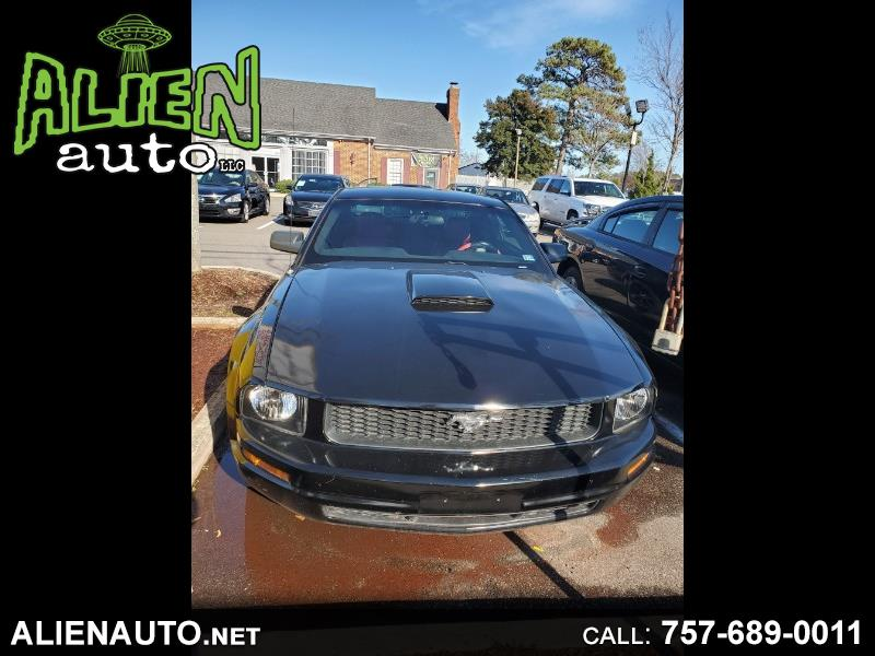 Ford Mustang 2dr Coupe 2006