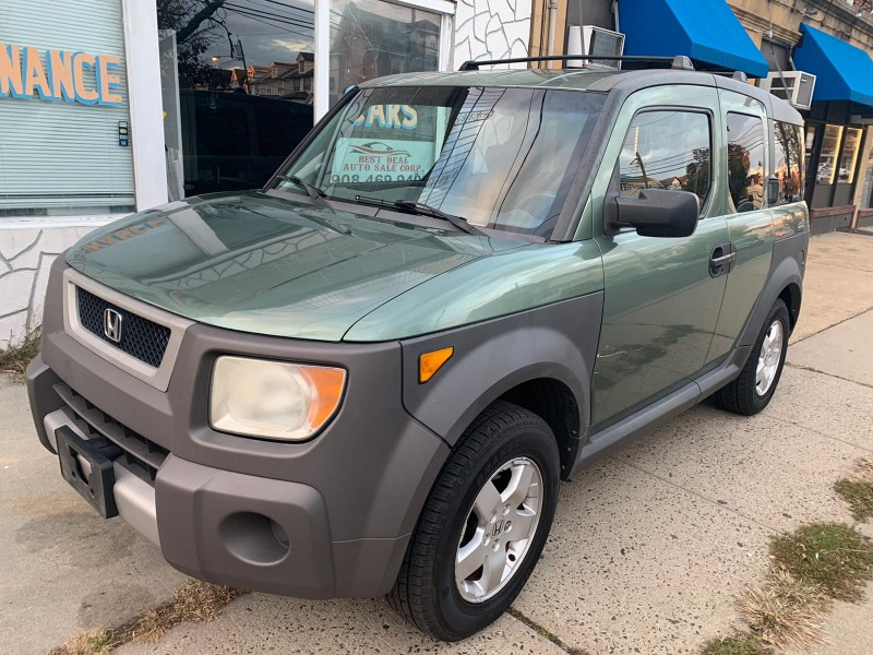 2005 Honda Element EX 4WD 4-spd AT