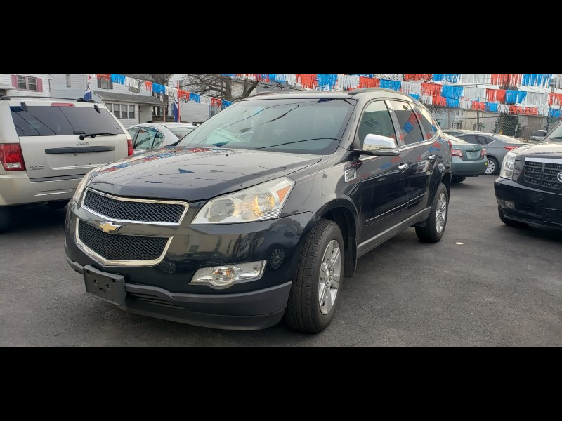 Chevrolet Traverse LT AWD 2012