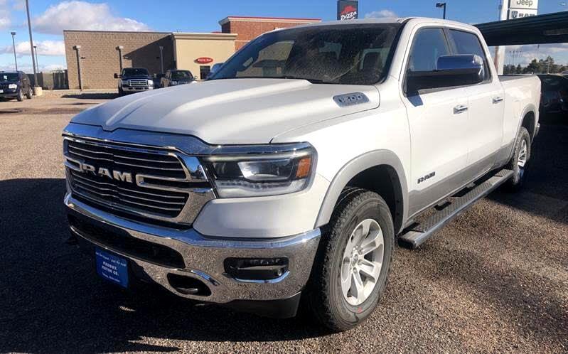 2019 RAM 1500 Laramie Crew Cab LWB 4WD