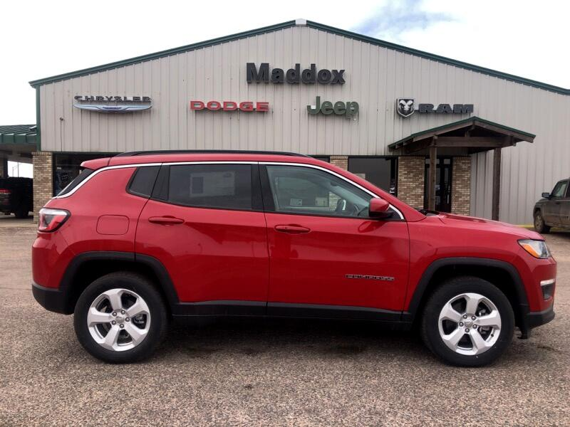 2018 Jeep Compass 4WD 4dr Latitude