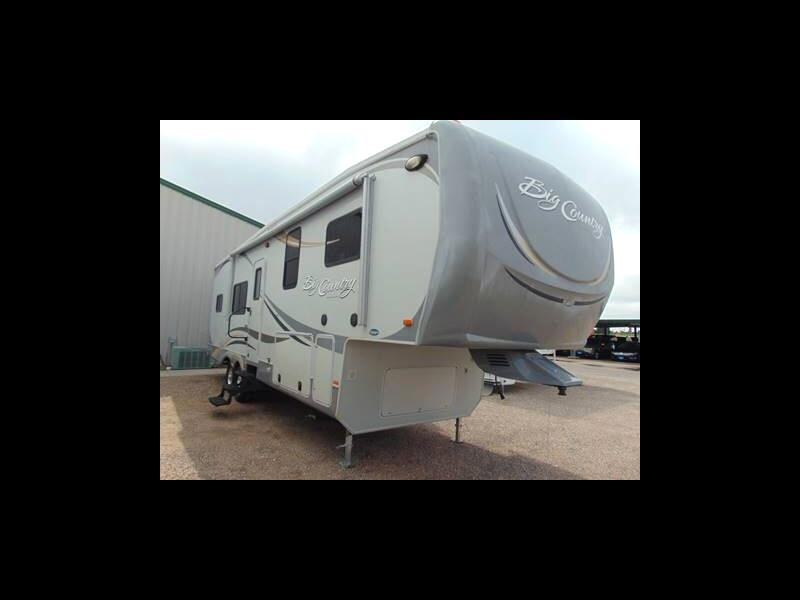 2011 Heartland Big Country 2950RK