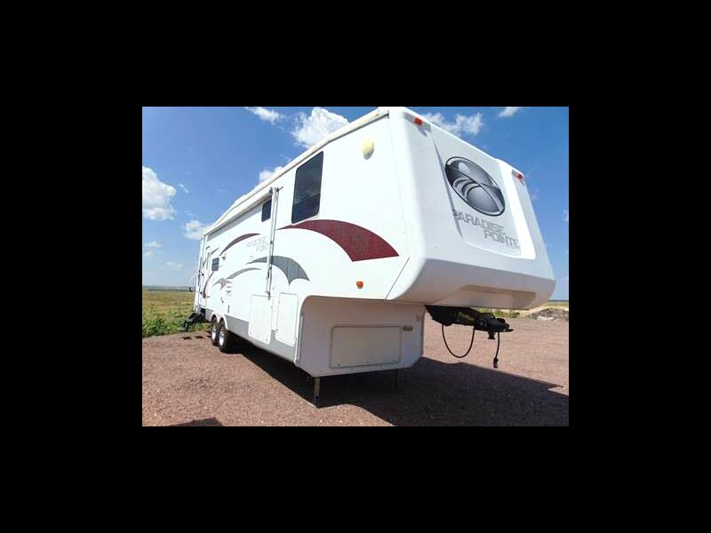 2006 CrossRoads RV Paradise Pointe 33RL