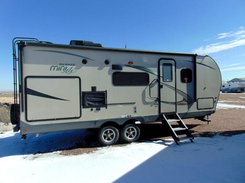 2019 Rockwood Mini Lite 2507S