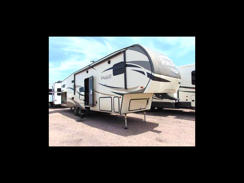 2019 Forest River Wildcat 31BH