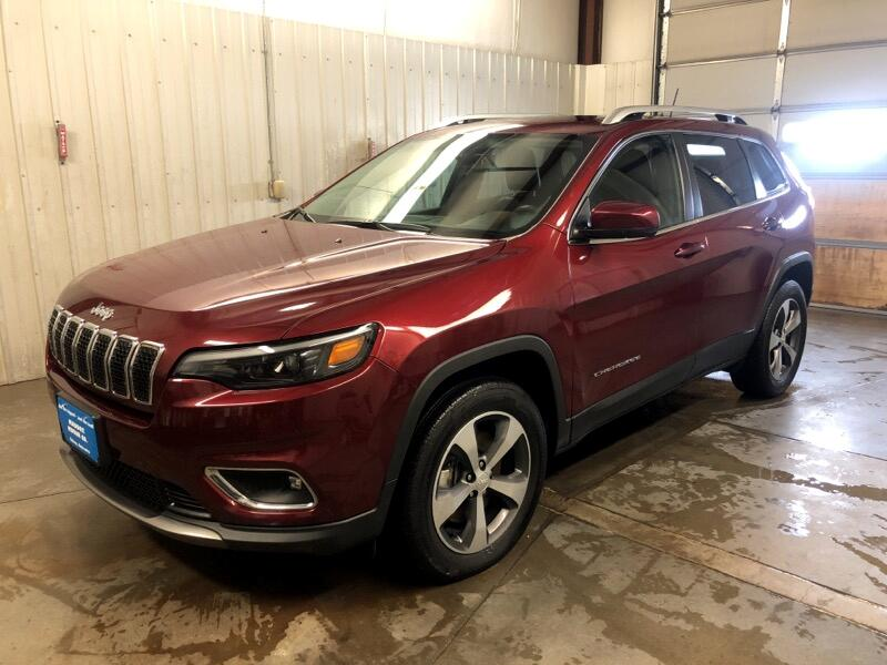 2019 Jeep Cherokee 4WD 4dr Limited