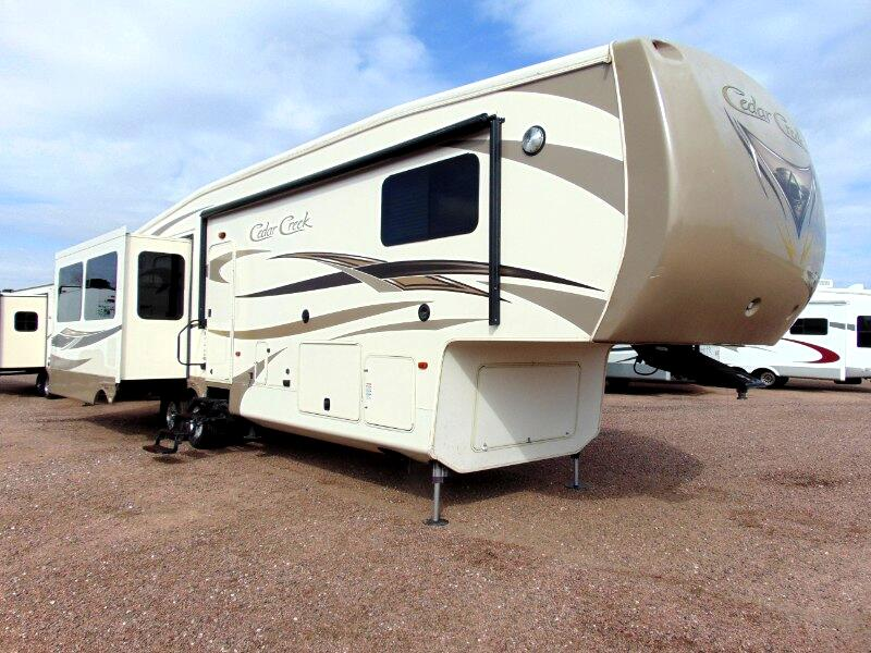 2014 Forest River Cedar Creek 38RE HATHAWAY