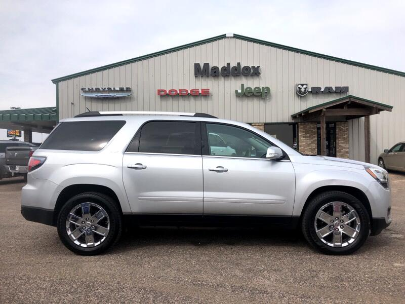 2017 GMC Acadia Limited SLT-2 AWD