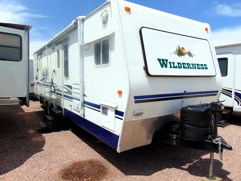 2007 Fleetwood Wilderness 290FK