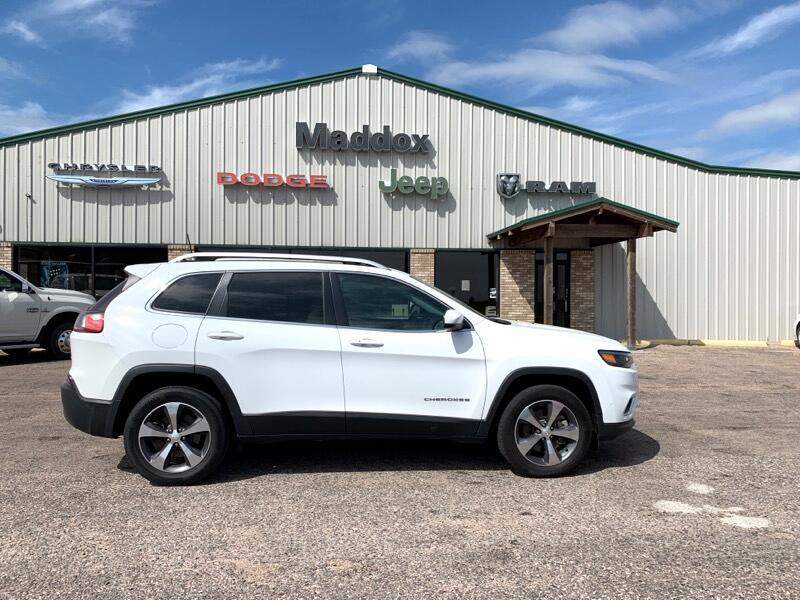 2019 Jeep CHEROKEE L