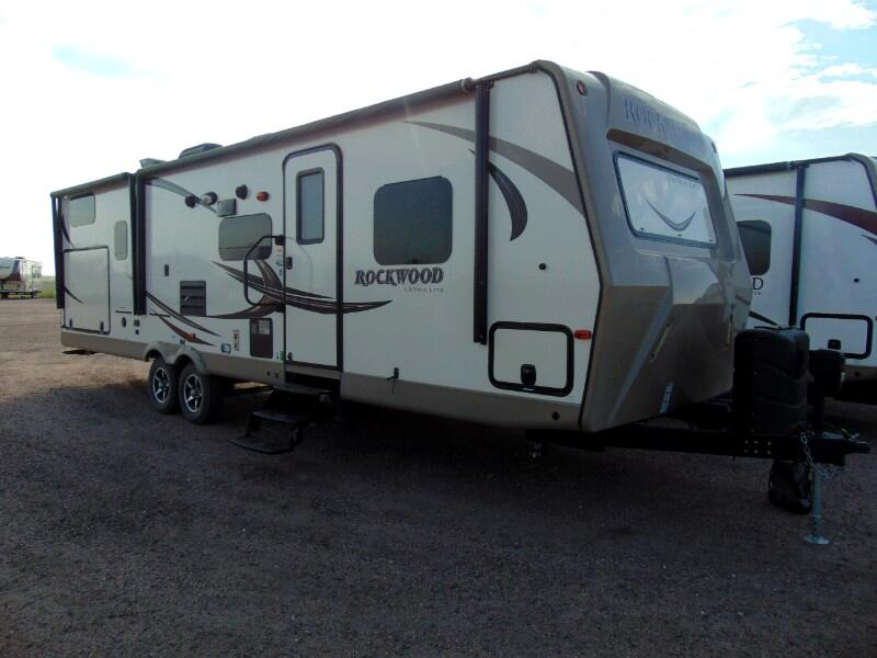 2016 Forest River Rockwood Ultra lite 2905WS