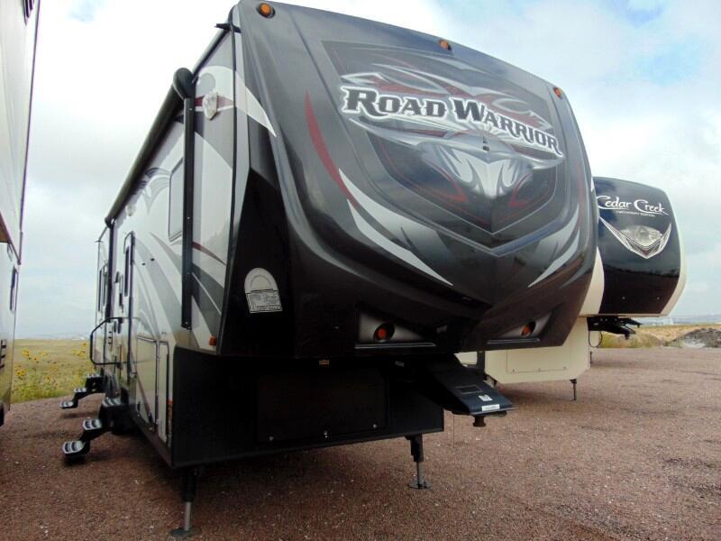 2014 Heartland Road Warrior 310RW