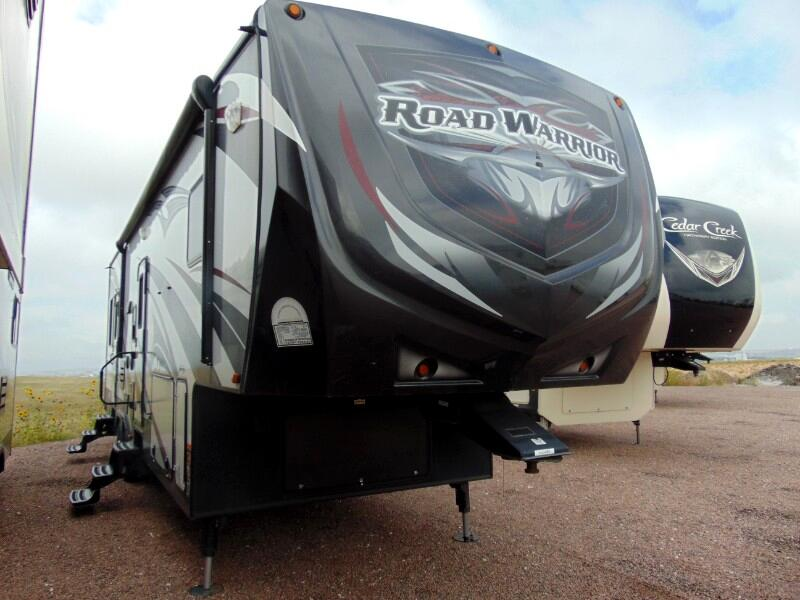2014 Heartland Road Warrior 310RW