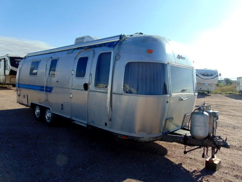1986 Airstream Sovereign 27