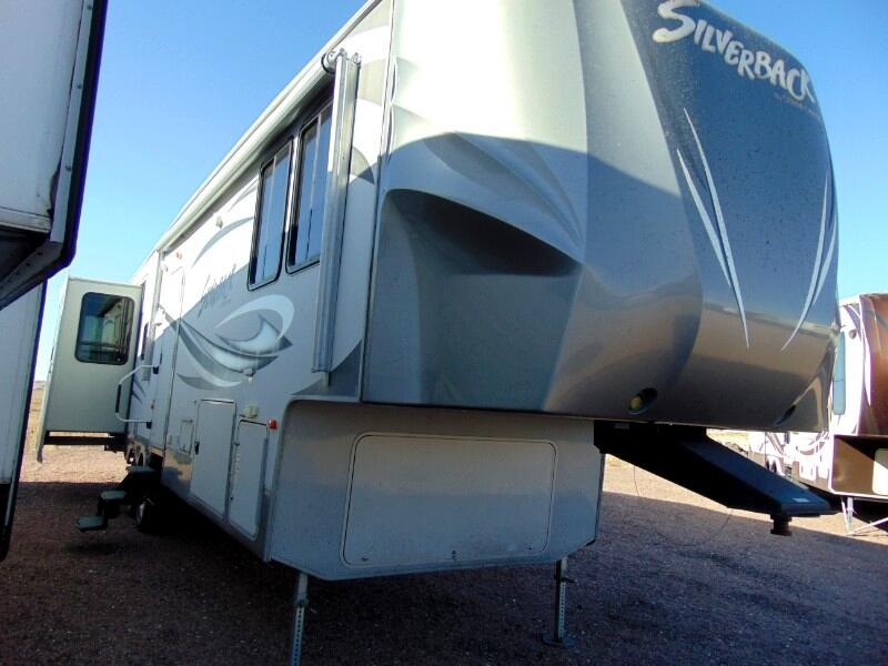 2012 Forest River Cedar Creek SILVERBACK 33REA