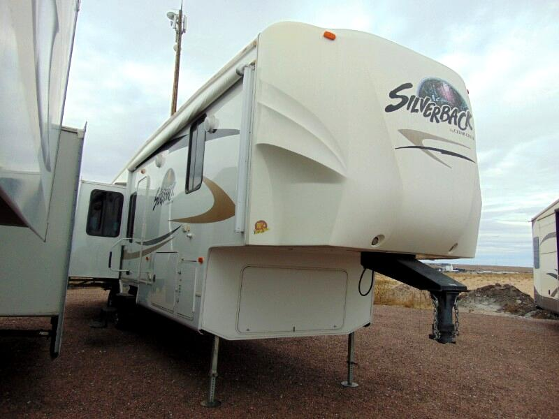 2011 Forest River Cedar Creek SILVERBACK 35TS