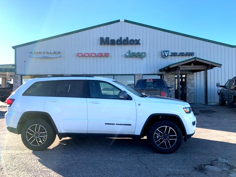 2019 Jeep Grand Cherokee 4WD 4dr Trailhawk