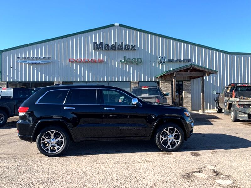 2019 Jeep Grand Cherokee 2WD 4dr Overland