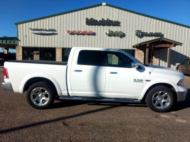 """2015 RAM 1500 4WD Crew Cab 140.5"""" Laramie"""
