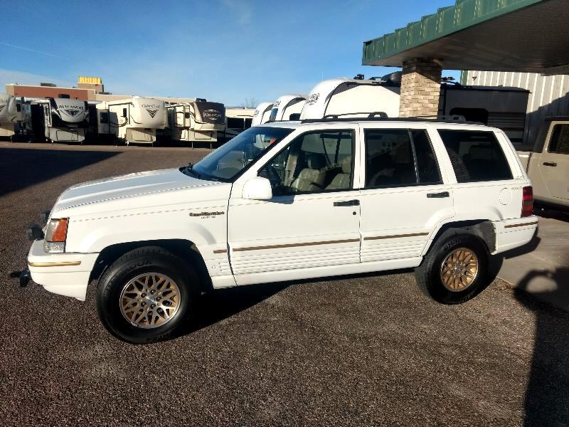 Jeep Grand Cherokee Limited 4WD 1995