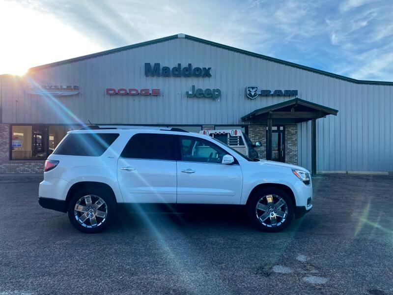 GMC Acadia Limited AWD 2017