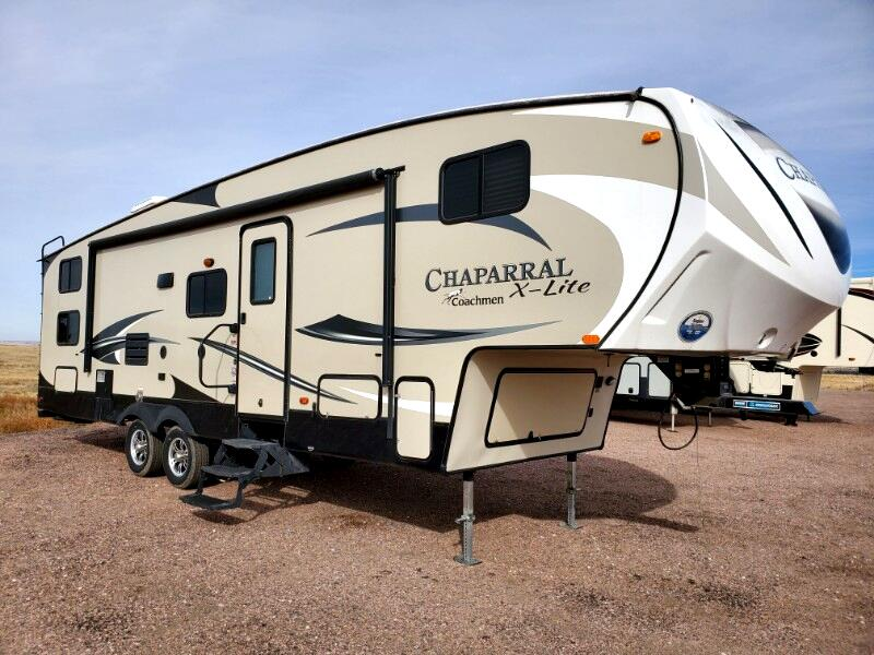 Coachmen Chaparral X-Lite  2015