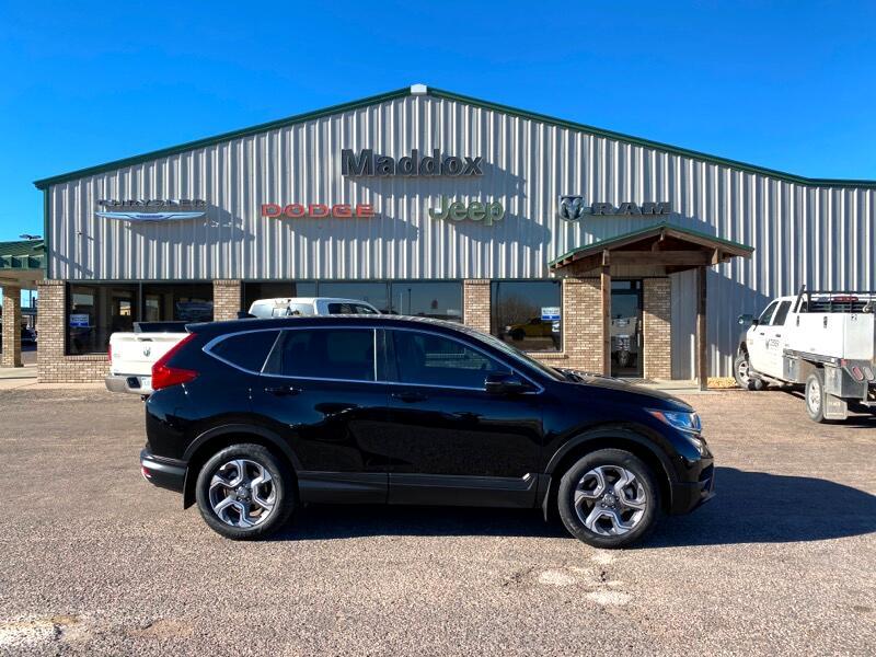 Honda CR-V EX-L AWD 2018
