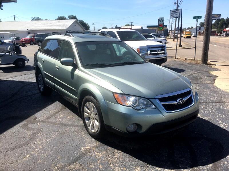 Subaru Outback 2.5i Limited 2009