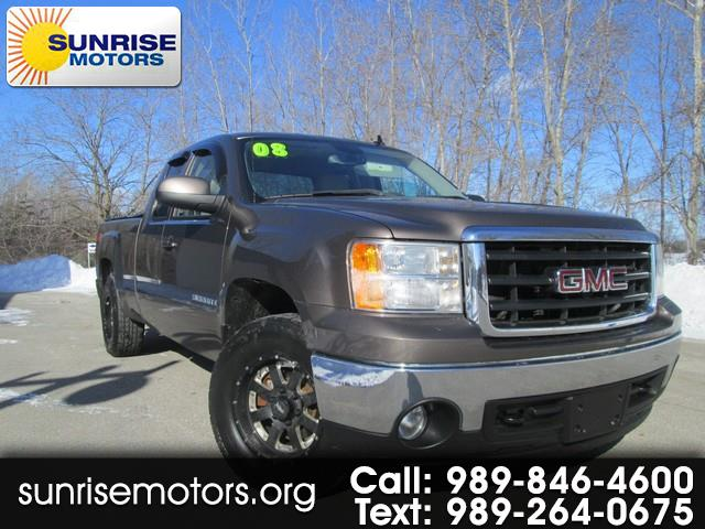 2008 GMC Sierra 1500 SLT Ext. Cab Long Box 4WD