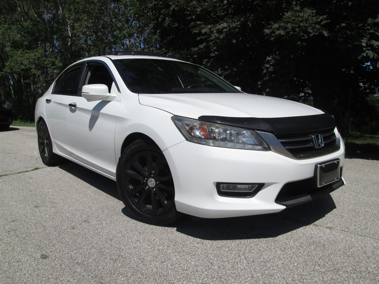 Honda Accord Touring V6 Sedan 2013