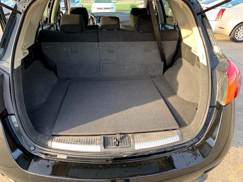 2009 Nissan Murano S AWD