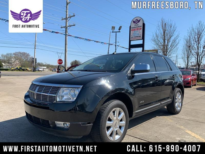 2007 Lincoln MKX Select AWD