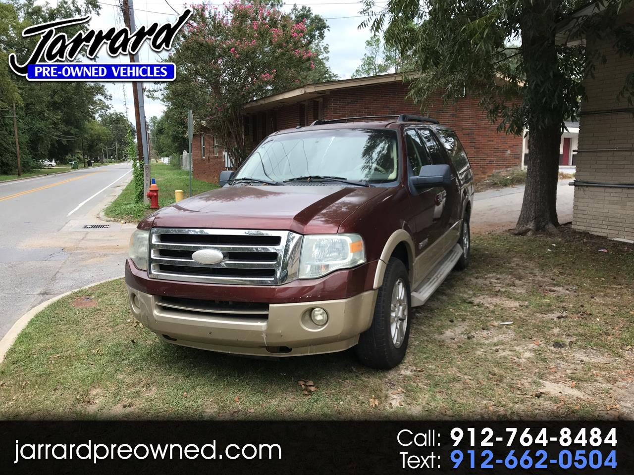 2007 Ford Expedition EL 2WD 4dr Eddie Bauer
