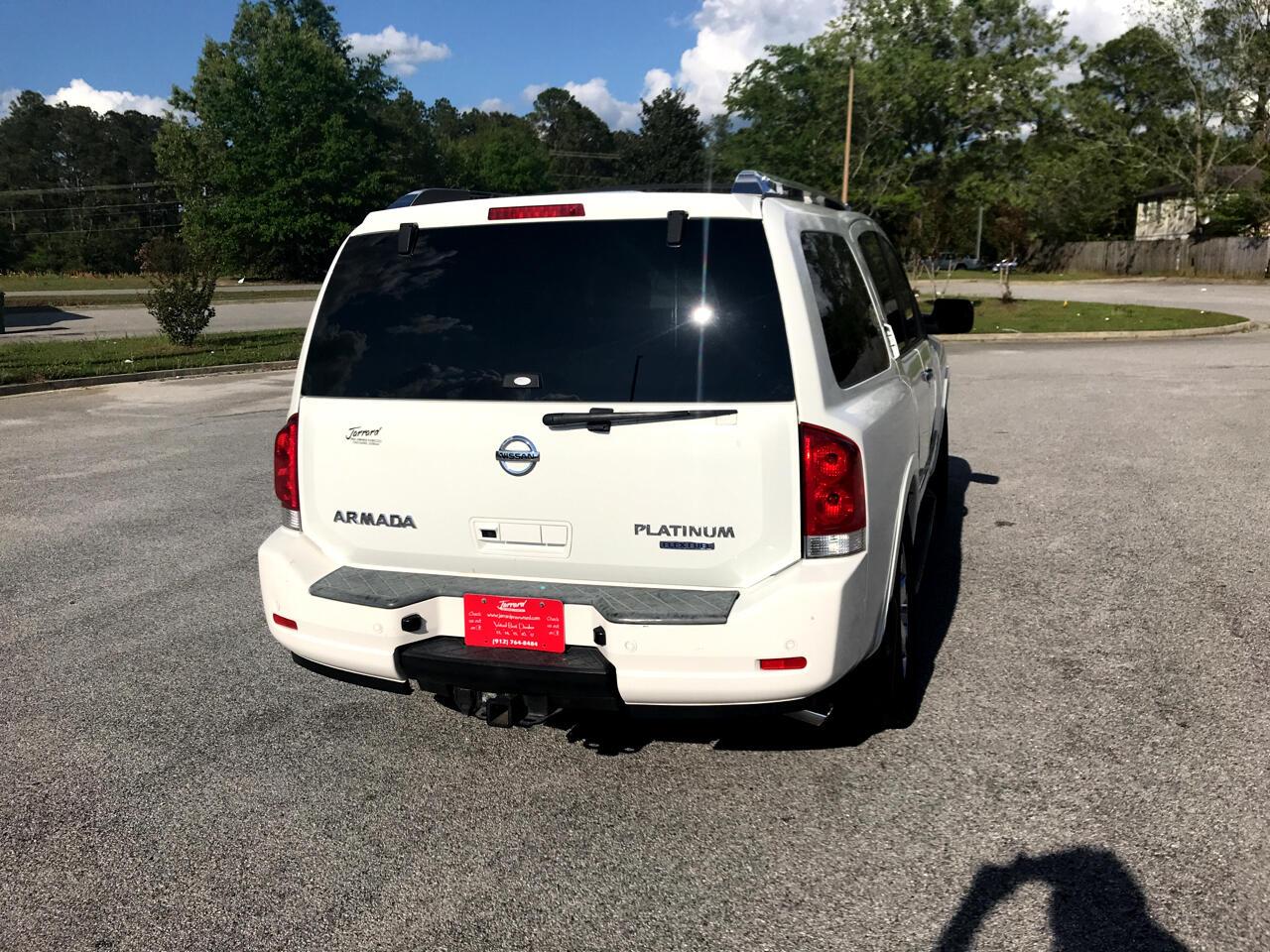 2010 Nissan Armada 2WD 4dr Platinum