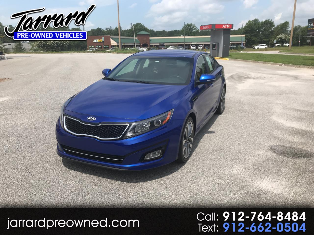 2014 Kia Optima 4dr Sdn SX