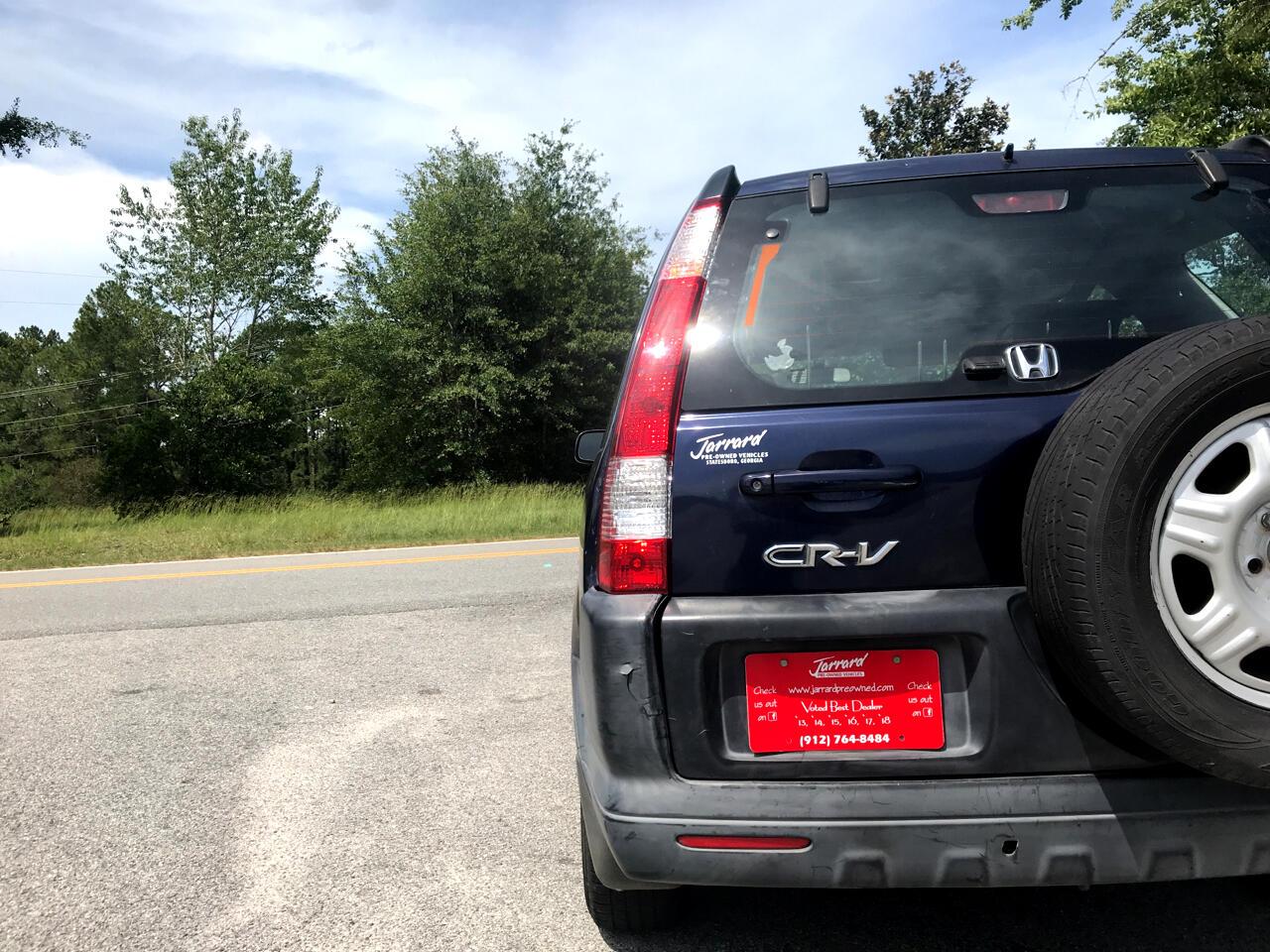 2006 Honda CR-V 2WD LX AT