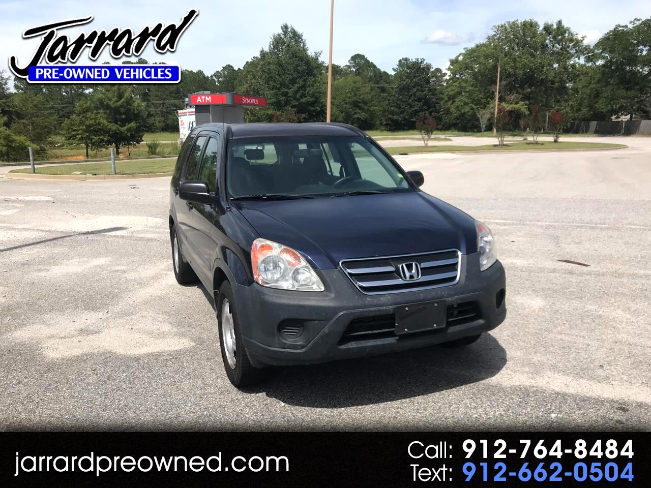 2006 Honda CR-V 2WD LX AT