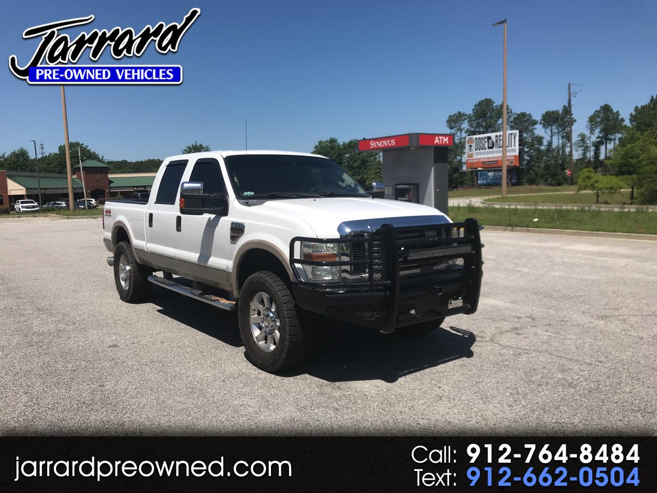 2008 Ford F-250 HD Crew Cab 4dr 152.2