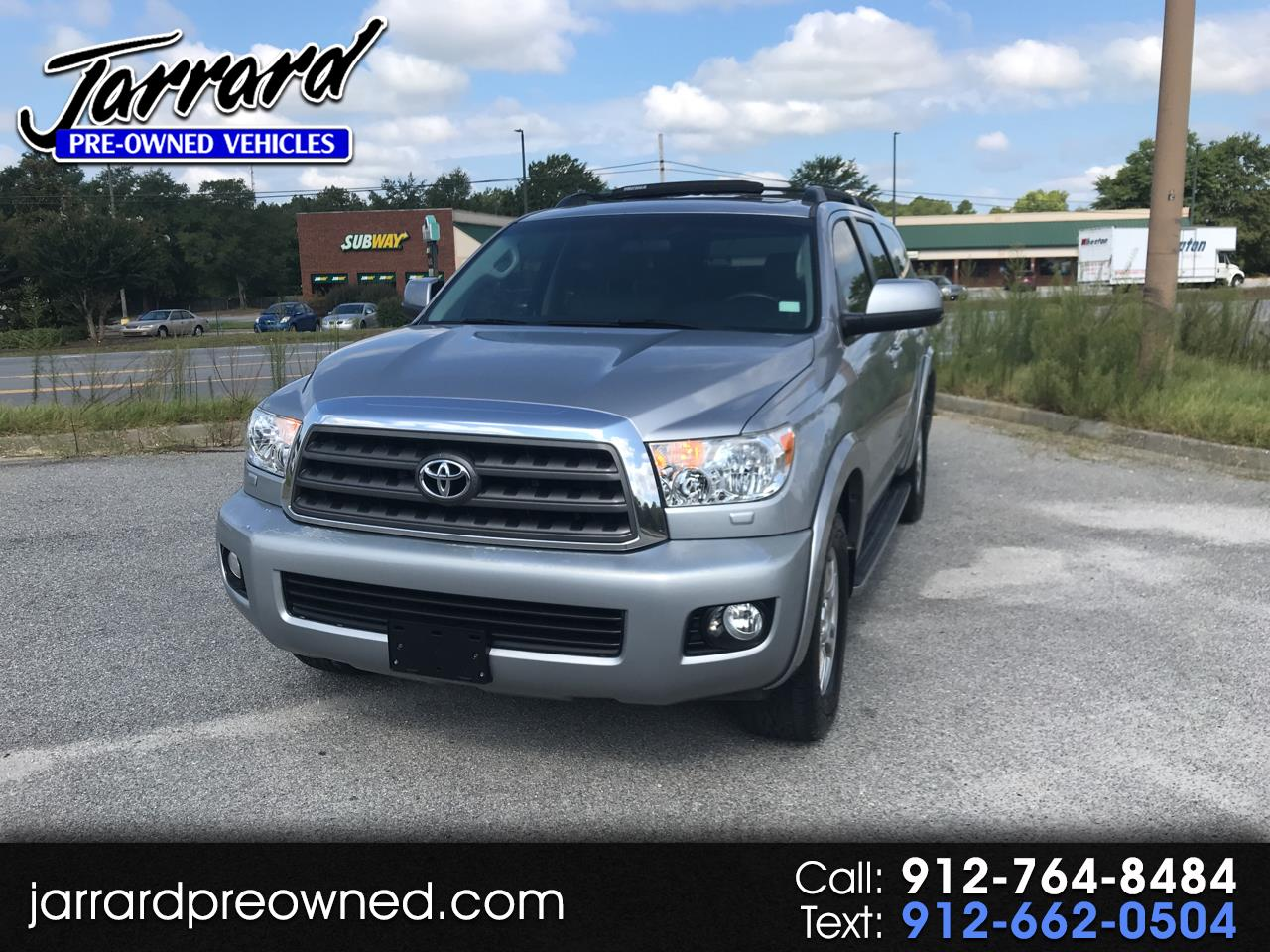 2010 Toyota Sequoia RWD LV8 6-Spd AT SR5 (Natl)