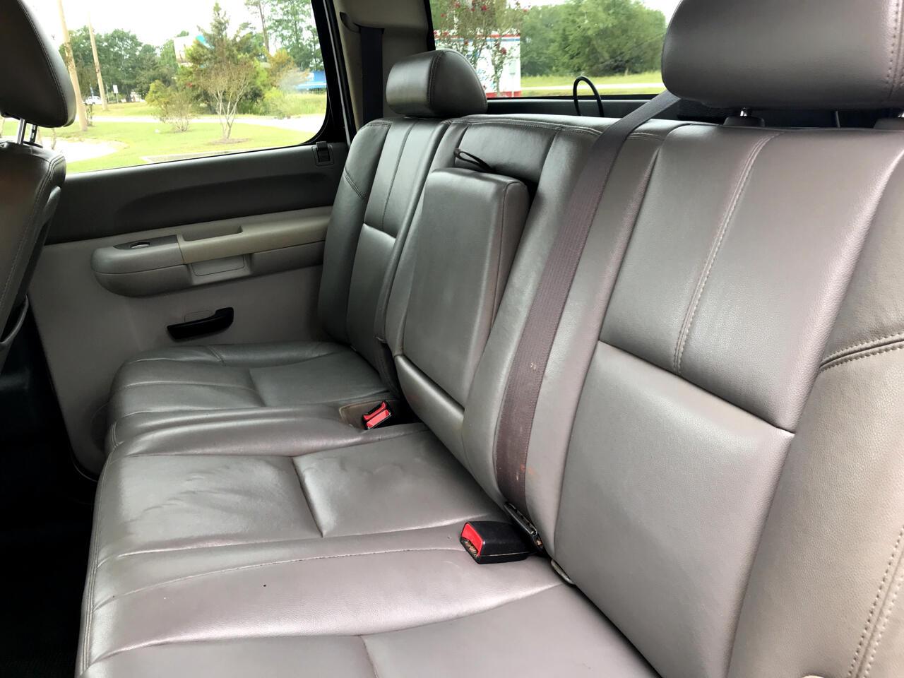 2013 Chevrolet Silverado 2500HD 4WD Crew Cab 167.7