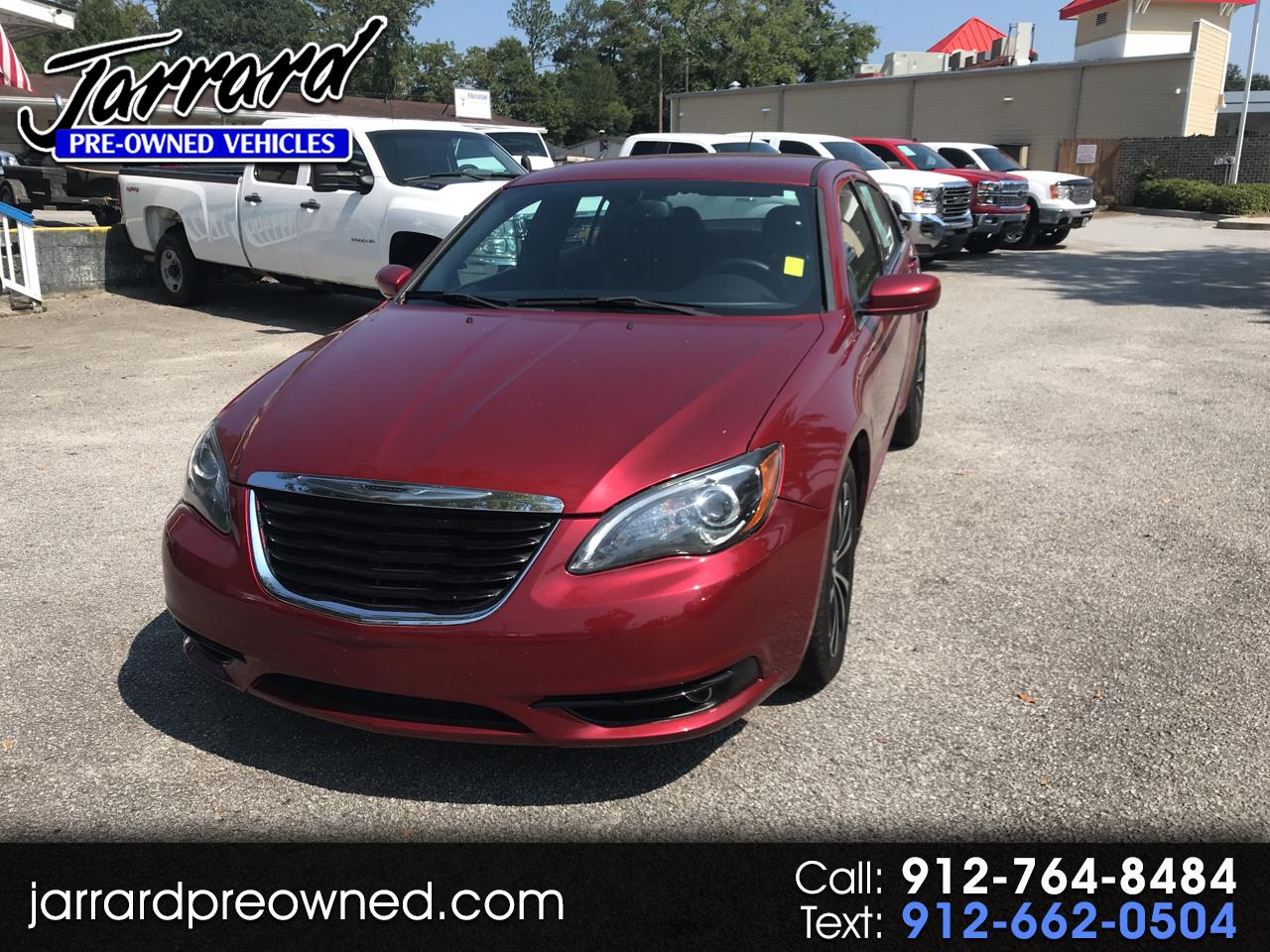 2014 Chrysler 200 4dr Sdn Touring