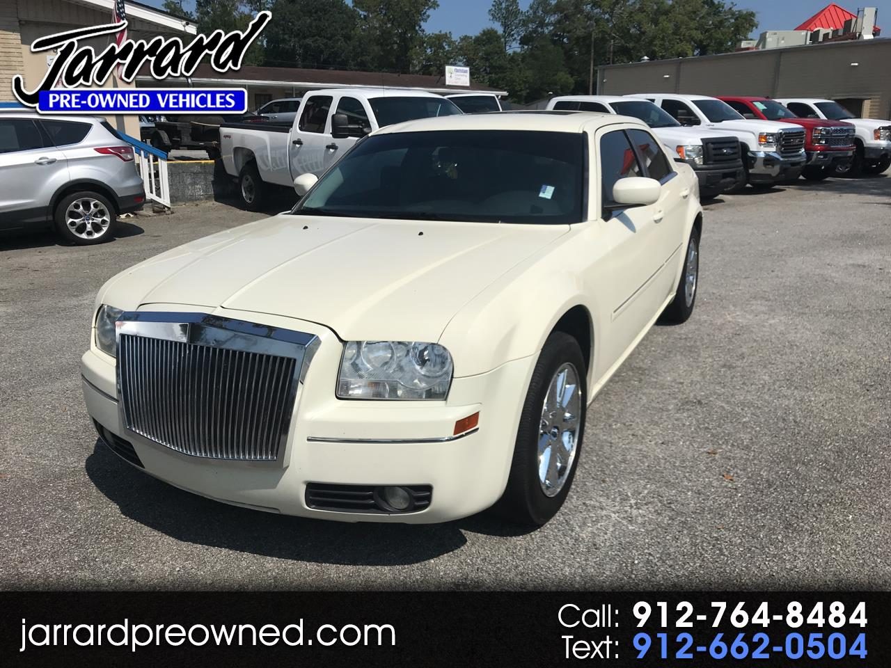 2007 Chrysler 300 4dr Sdn 300 Limited RWD