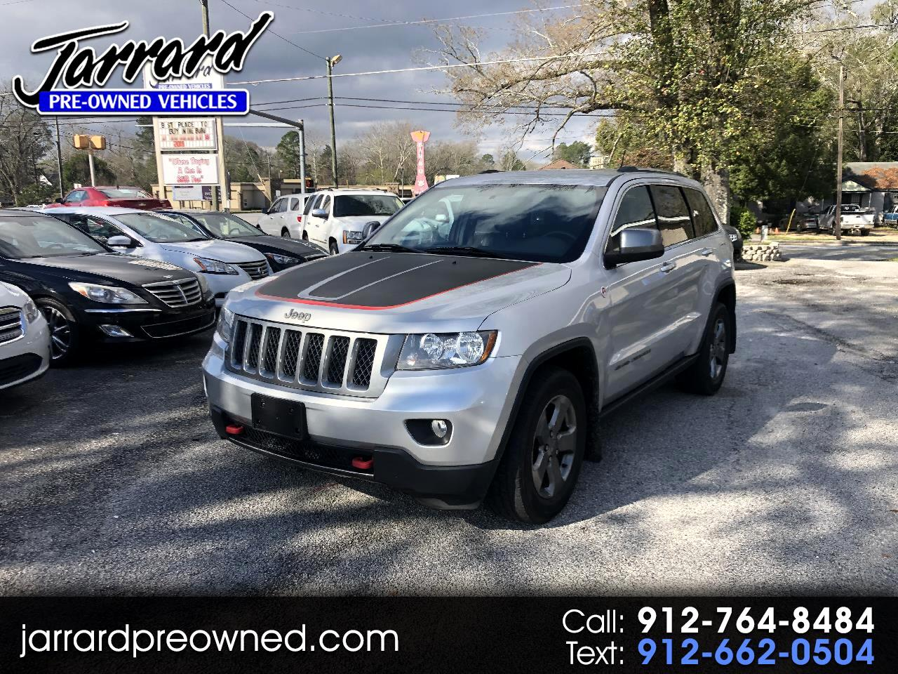 Jeep Grand Cherokee 4WD 4dr Laredo Trailhawk *Ltd Avail* 2013