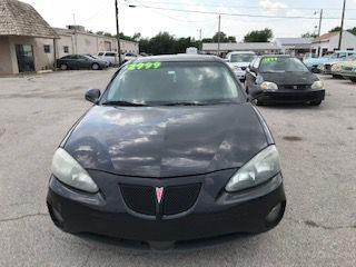 2007 Pontiac Grand Prix Sedan