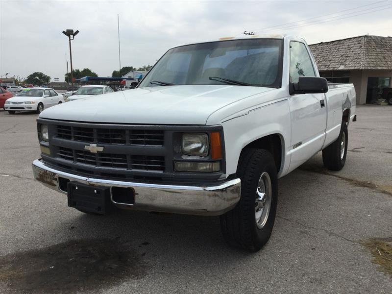 Chevrolet C/K 2500 Reg. Cab 8-ft. Bed 2WD 1995